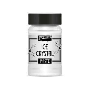 Ice crystal effect paste 100ml - P37040