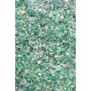 Galaxy flakes 15g - Earth green P37050
