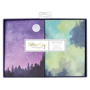 Cards & Envelopes A6 (10pk) - Constellations NOT-150100
