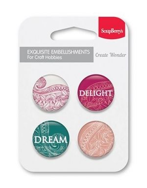 Embellishments - Delight SCB340001082