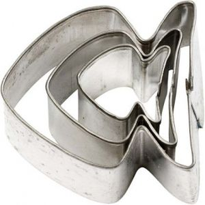 Cookie Cutters 3pcs - fish C78793