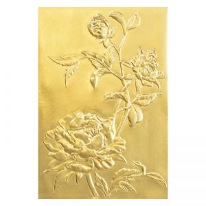 Sizzix 3-D Textured Impressions Embossing Folder - Roses 664189