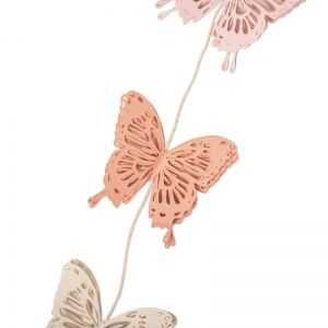 Sizzix Thinlits Die Set 3PK - Intricate Wings 664394