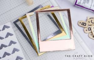 Dovecraft Photo Frames - Rose Gold DCBS238