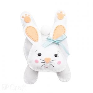Felt Craft Kit - Bunny KSFI-239