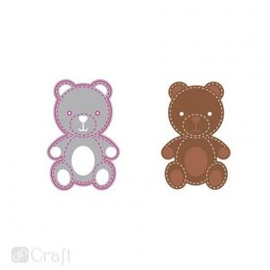 Cutting Dies - Teddy Bear JCMA-042