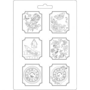 Soft Moulds A4 - House of Roses K3PTA465