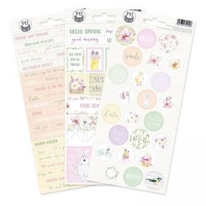 Stickers - The Four Seasons - Spring P13-SPR-12