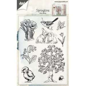 Clear Stamp - Spring 6410-0482