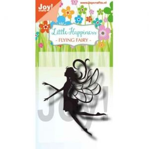 Clear Stamp - Flying Fairy 6410-0486