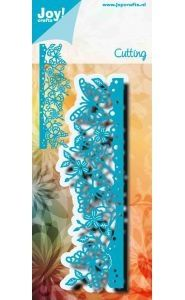 Cutting stencil - Butterfly border 6002-1271