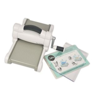 Sizzix Big Shot Starter Kit (White & Gray) A5 - 661545