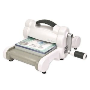 Sizzix Big Shot Machine Only - White & Gray 660200