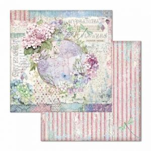 "Double face scrap paper 12""x12"" - Garland SBB696"