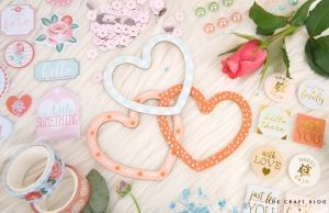 Wooden Frames 12pcs - Paper Posies DCWDN098