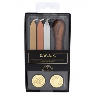 American Crafts S.W.A.K. Wax Seal Kit - Flourish WR352439