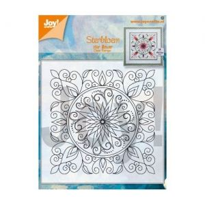 Clear Stamp - Clearstamp - Star Flower 6410-0534