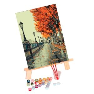 Painting by numbers 40x50cm - Autumn MG539e