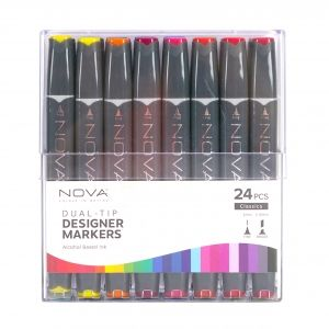 Sketch Markers 24pcs - Classics NOV013