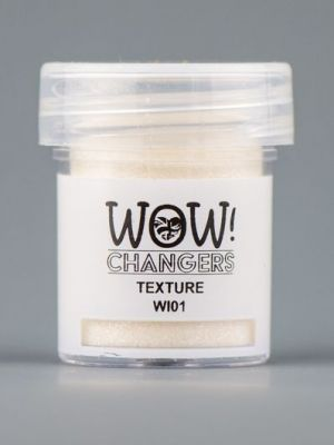 Embossing powder 15ml - Changer Texture WI01