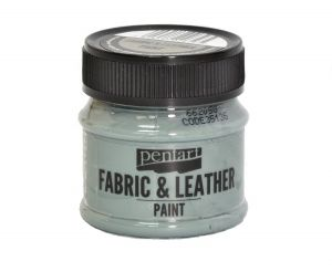 Fabric and leather paint 50ml - olive-tree green P35136