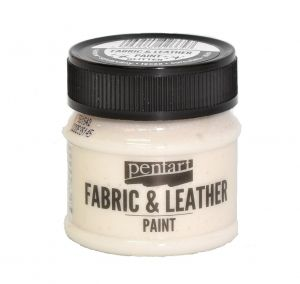 Fabric and leather paint 50ml - glittering rainbow P35145