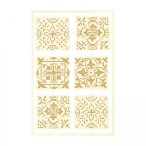 Light chipboard embelishments - The Four Seasons - Summer 03, 6pcs P13-SUM-45