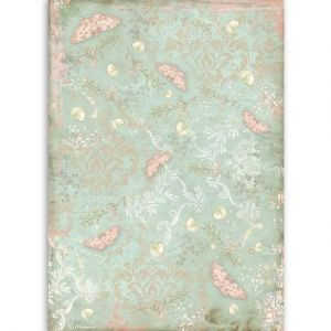 Decoupage Rice Paper A4 - Butterfly DFSA4509