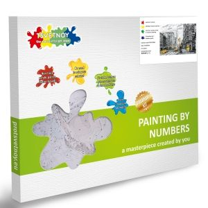 Painting by numbers 40x50cm - Capital City MG2168e