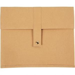 Faux Leather Tablet Pouch 22x26,5 cm C49891