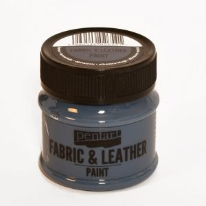 Fabric and leather paint 50ml - denim P35134
