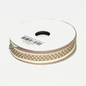 Decorative Ribbon, W: 10-15 mm, 2 M C51435-1