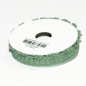 Decorative Ribbon, W: 10-15 mm, 2 M C51435-3