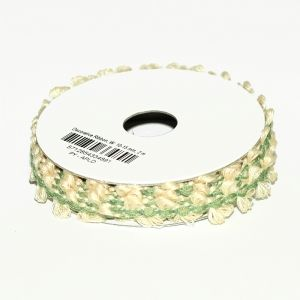 Decorative Ribbon, W: 10-15 mm, 2 M C51435-6