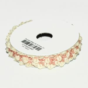 Decorative Ribbon, W: 10-15 mm, 2 M C51435-8