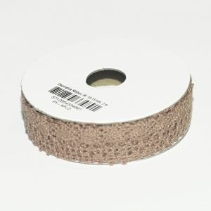 Decorative Ribbon, W: 10-15 mm, 2 M C51435-9