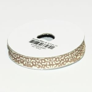 Decorative Ribbon, W: 10-15 mm, 2 M C51435-10
