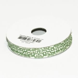 Decorative Ribbon, W: 10-15 mm, 2 M C51435-12