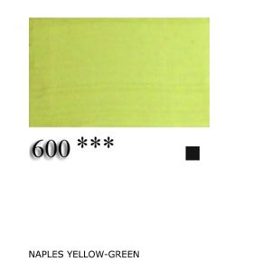Oil paint Vincent 60 ml - yellow – green 990600