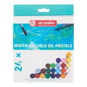 Water Soluble Oil Pastel Set x24 AR9029124