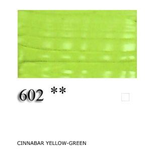 Oil paint Vincent 60 ml - yellow - green 990602