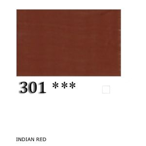 Oil paint Vincent 60 ml - indian red 990301