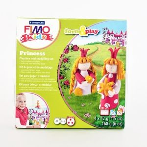 Fimo kids form&play 4x42g - Princess G803406LZ
