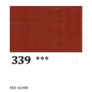 Oil paint Vincent 60 ml - red ochre 990339
