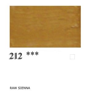 Oil paint Vincent 60 ml - raw sienna 990212