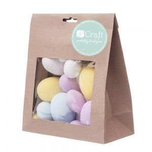 Eggs, 16 pcs, sugar pastel DPWL-026