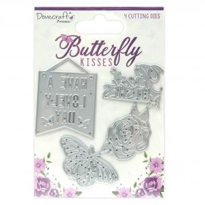 Dovecraft Die – Butterfly Kisses DCDIE189