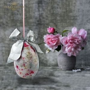 Decoupage Rice Paper А4 - Shabby Chic for Spring ITD-R1666