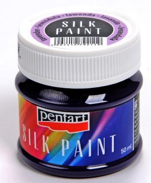 Silk paint 50ml - lavender P17777