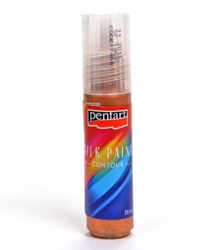 Silk contour 20ml - bronze P17808
